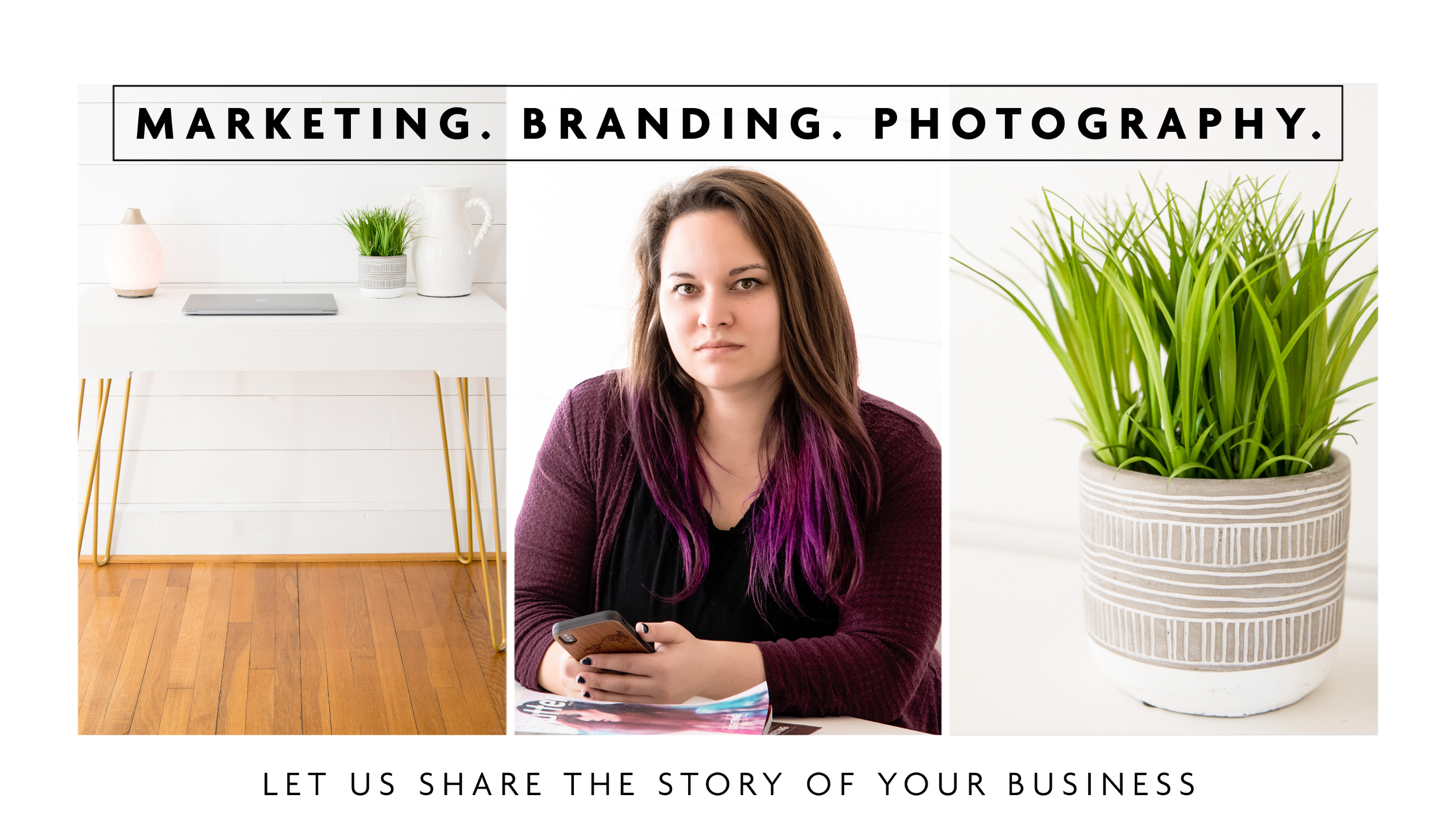 marketing branding photographer