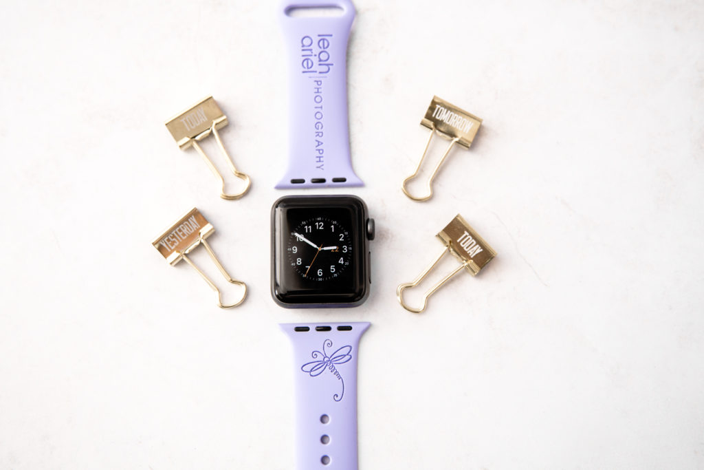 apple watch product photography
